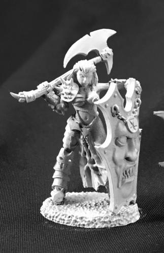 Reaper Miniatures Female Antipaladin
