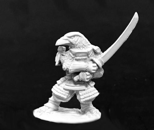 Tengu Fighter Miniature
