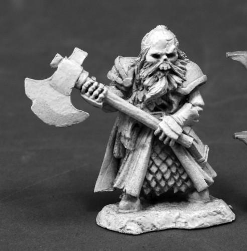 Reaper Miniatures Skeleton Dwarf 3817