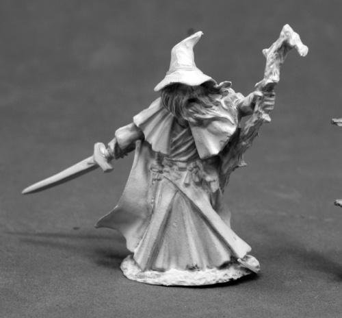 D&D Miniatures Wizard