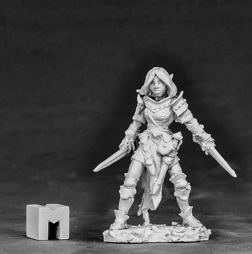 Reaper Miniatures Shardis, Elf Rogue 3862