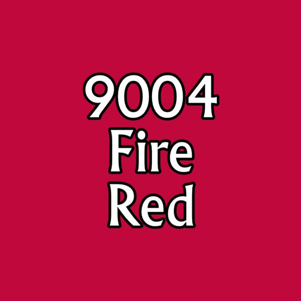Reaper MSP Paint Fire Red 9004