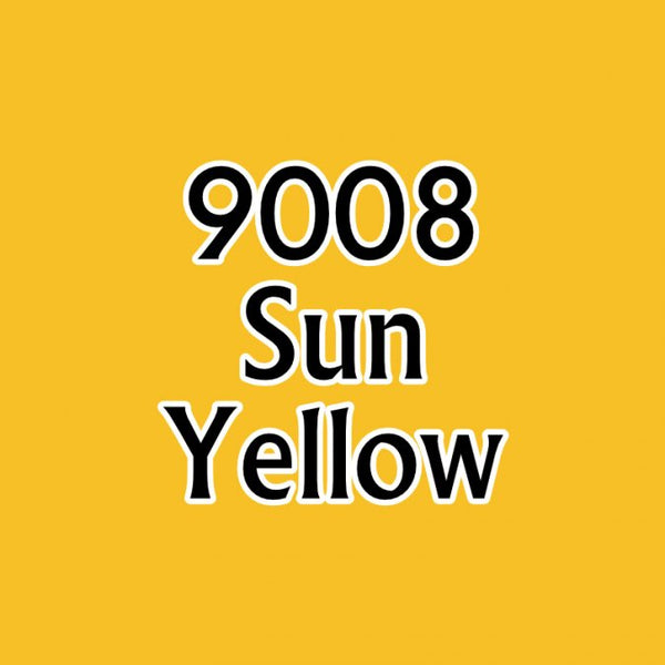 Reaper MSP Paints Sun Yellow 9008