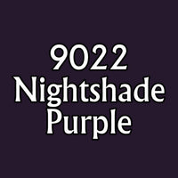 Reaper MSP Paints Nightshade Purple 9022