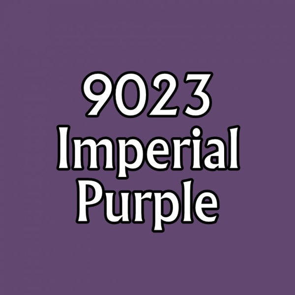 Reaper MSP Paints Imperial Purple 9023