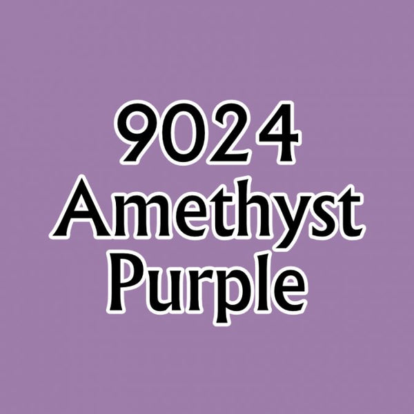 Reaper MSP Paints Amethyst Purple 9024