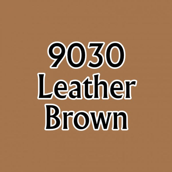 Reaper MSP Paints Leather Brown 9030