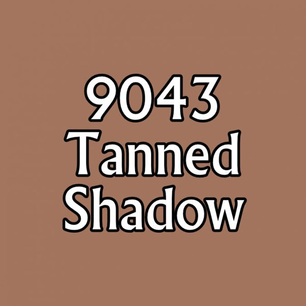 Reaper MSP Paints Tanned Shadow 9043