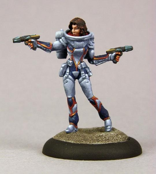 Bombshell Miniatures Sally Starfield