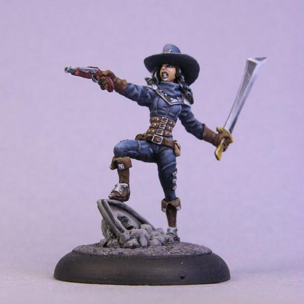 Bombshell Miniatures BOM10013 The Inquisitor