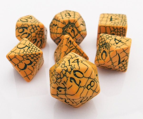 Pathfinder Dice Serpents Skull