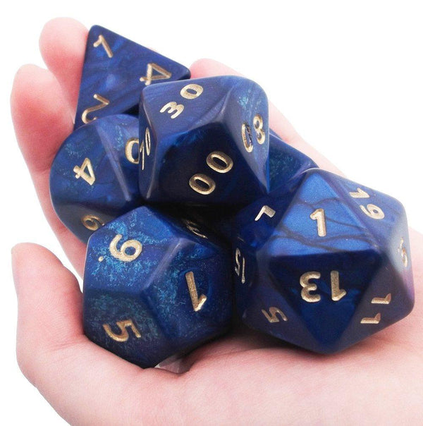 Otherworld Giant Dice Blue