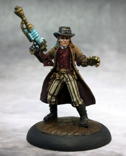 Chronoscope Miniatures Dr. Bennet Steampunk Hero 50281