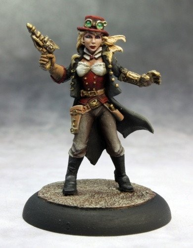 Chronoscope Miniatures Belle Steampunk Heroine 50280