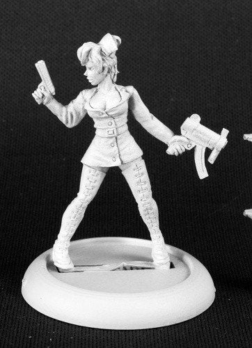 Chronoscope Miniatures Karla Anime Heroine 50232