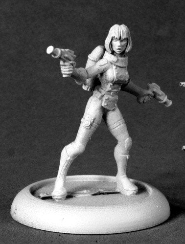 Chronoscope Miniatures Dee Dee Astro Girl 50227