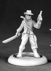 Chronoscope Miniatures Frank Buck Adventurer 50204