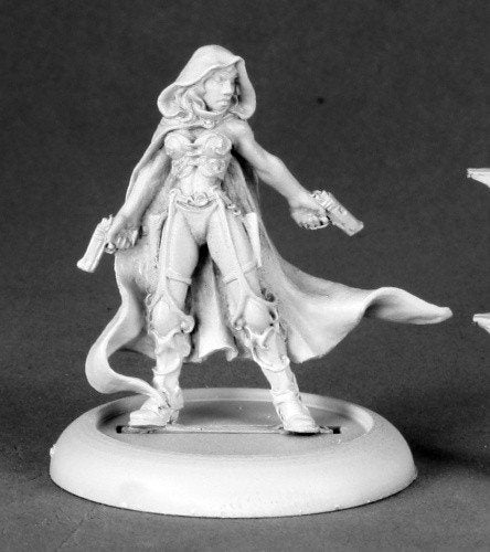 Chronoscope Miniatures Nightslip Pulp Heroine 50154
