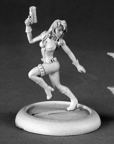 Chronoscope Miniatures Natalia Secret Agent 50149
