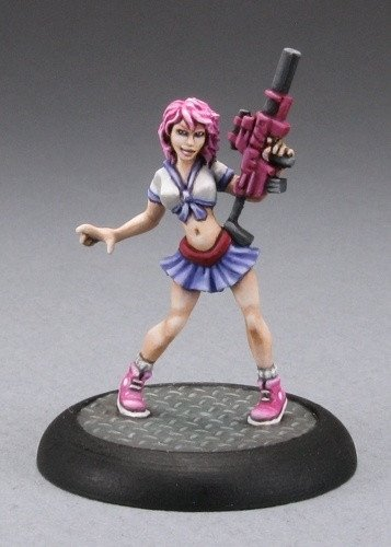 Chronoscope Miniatures Candy Anime Heroine 50024