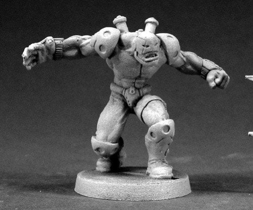 Chronoscope Miniatures Crosswire Super Villain 50018