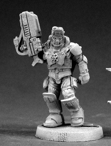 Chronoscope Miniatures IMEF Squad Leader 50014