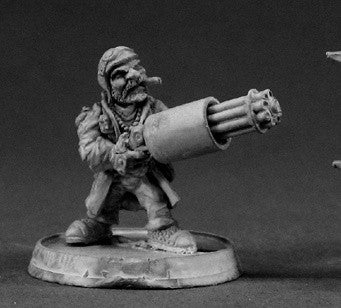 Chronoscope Miniatures Willy Brassbender 50013