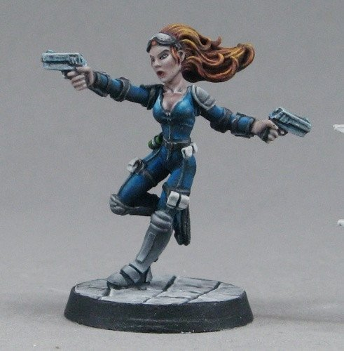 Chronoscope Miniatures Veronica Blaze 50007