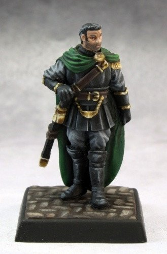 Pathfinder Miniatures Hellknight Captain 60127