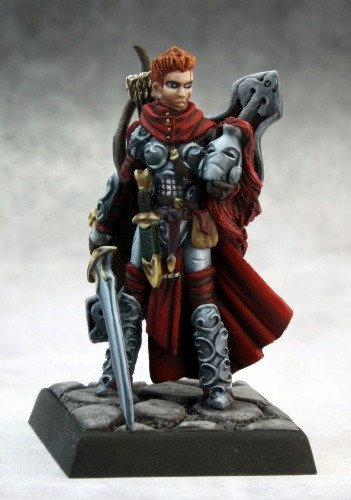 Pathfinder Miniatures Oriana Grey Maiden 60143