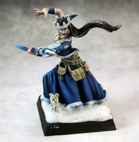 Pathfinder Miniatures Winter Witch 60149