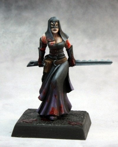 Pathfinder Miniatures Dungeon Torturer 60153
