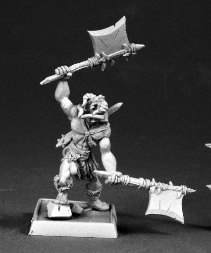 Pathfinder Miniatures Cleric of Rovagug 60157
