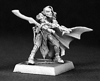 Reaper Miniatures Dark Elf Assassin 14355