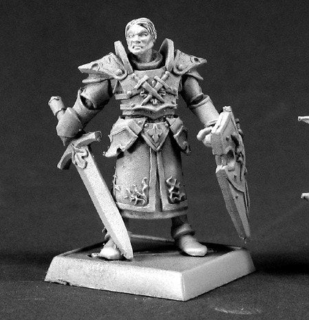 Reaper Miniatures Ivy Crown Captain 14508