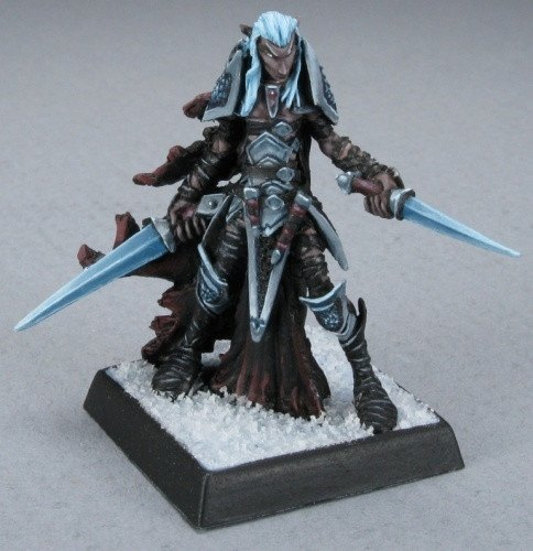 Reaper Miniatures Dark Elf Warrior 14570