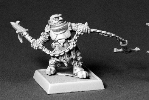 Reaper Miniatures Kragmarr Giant Slayer 14585