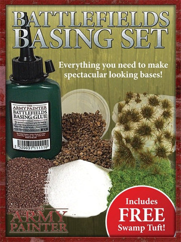 Warpaints Battlefield Basing Set
