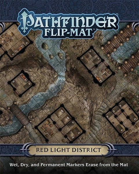 Pathfinder Flip-Mat Red Light District