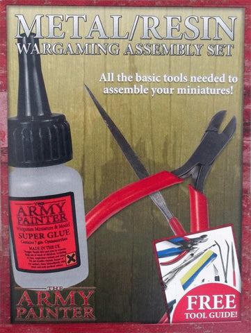 Warpaints Miniatures Assembly Set