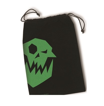 Warhammer Dice Bag Ork
