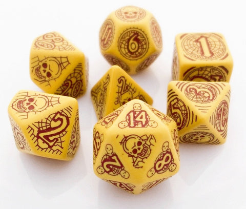 Pathfinder Dice Skulls and Shackles
