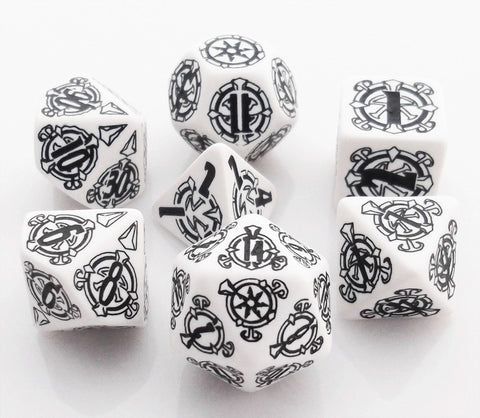 Pathfinder Dice Shattered Star