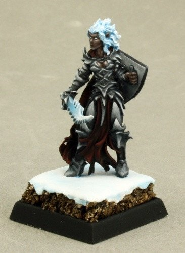 Reaper Miniatures Duskwidow Dark Elf Warrior 14631