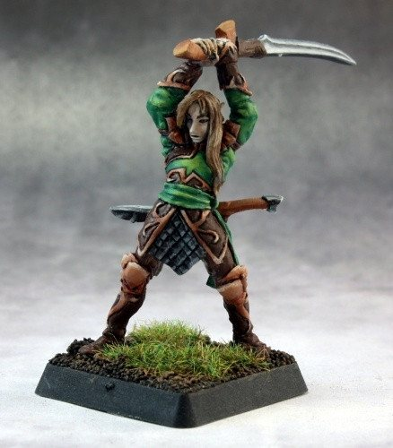 Reaper Miniatures Elf Swordsman 14649