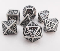 Dwarven Dice Metal