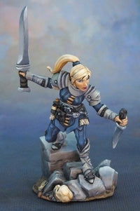 Reaper Miniatures Lanelle Female Thief 3735