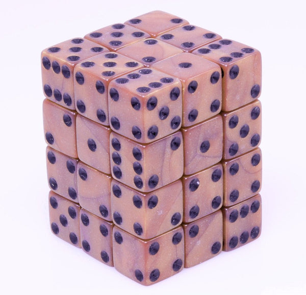 Olympic Bronze d6 Mini Dice