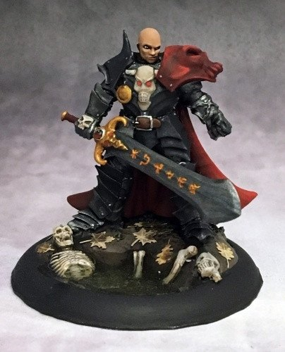 Reaper Miniatures Male Antipaladin 3754