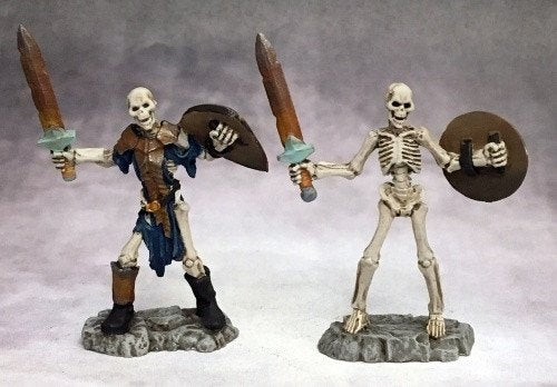 Reaper Miniatures Skeleton Swordsmen  3756